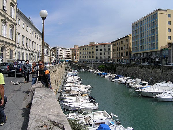 Venice District of Livorno