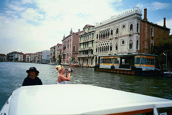 View From The Grand Canal
