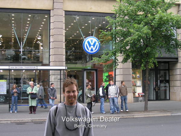 Volkswagen Group Car Producers
