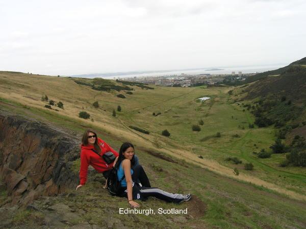 Wild Piece of Highland Landscape