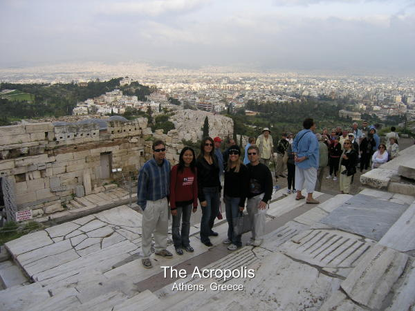 Worlds Most Famous Acropolis