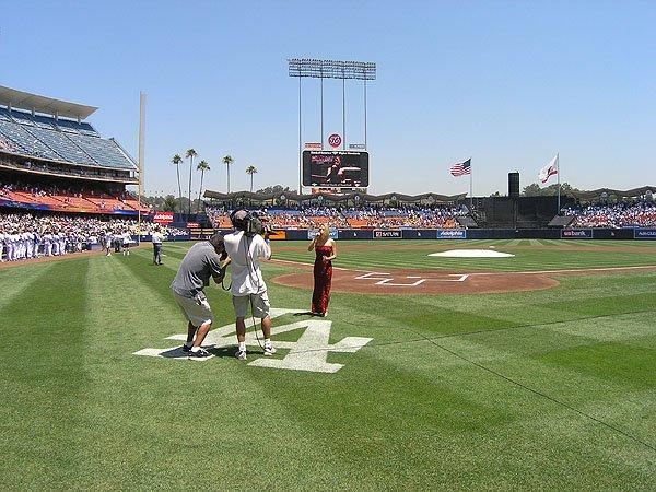 2005-06-29 Los Angeles CA Dodger Stadium 001