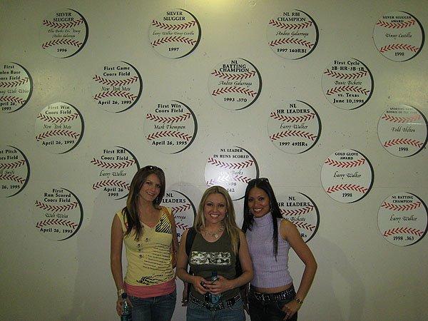 2007-04-29 Denver CO Coors Field 012