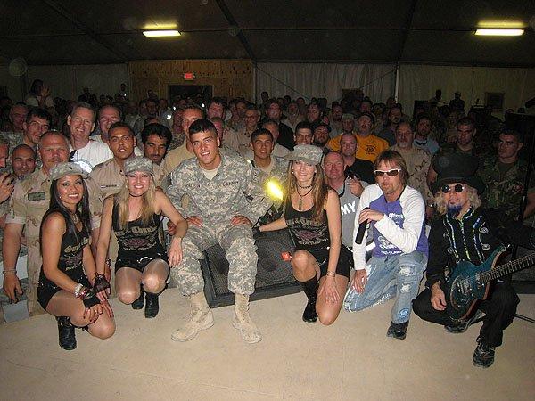 2007-05-10 Kandahar Afghanistan Fest Tent 020