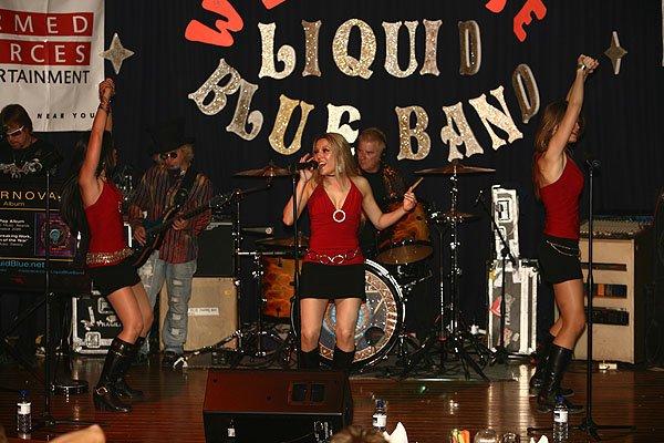 Fujairah - Liquid Blue Band