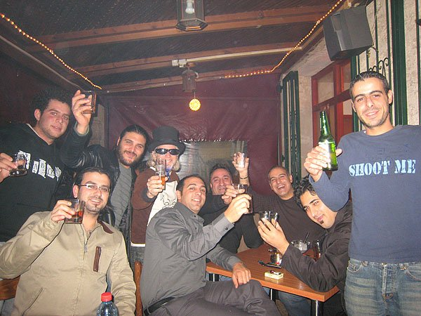 2007-12-18 Nazareth Israel Bayat Restaurant 039
