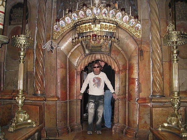 2007-12-20 Jerusalem Israel Holy Sepulchre 002