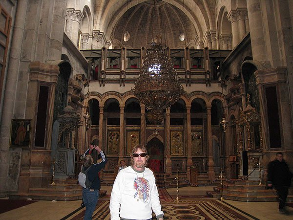 2007-12-20 Jerusalem Israel Holy Sepulchre 005