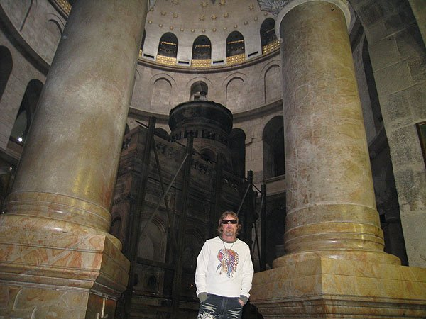 2007-12-20 Jerusalem Israel Holy Sepulchre 007