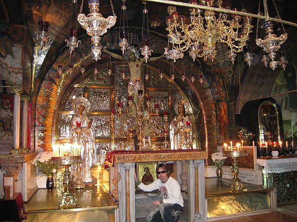 2007-12-20 Jerusalem Israel Holy Sepulchre 008