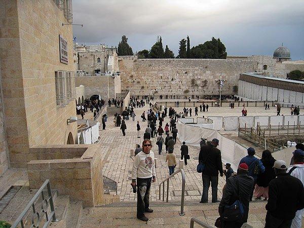 2007-12-20 Jerusalem Israel Western Wall 000