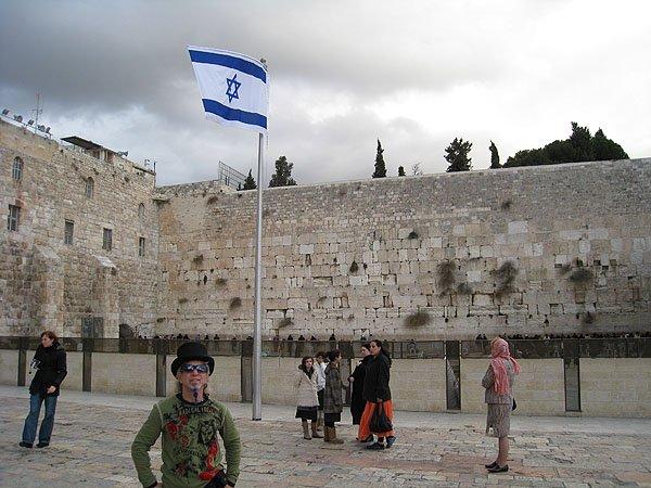 2007-12-20 Jerusalem Israel Western Wall 002