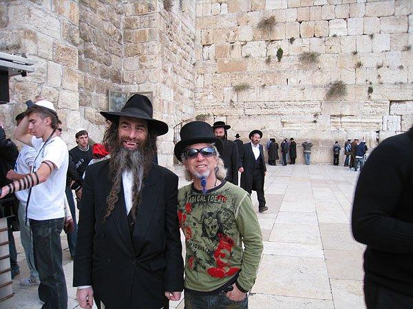 2007-12-20 Jerusalem Israel Western Wall 003