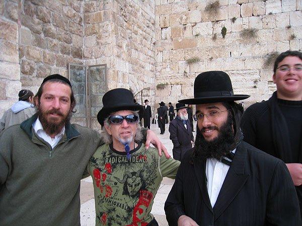 2007-12-20 Jerusalem Israel Western Wall 005