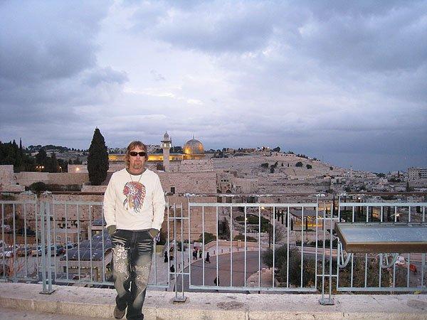 2007-12-20 Jerusalem Israel Western Wall 012