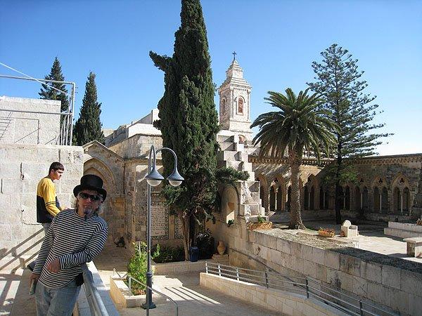 2007-12-21 Jerusalem Israel Church of Pater Noster 001