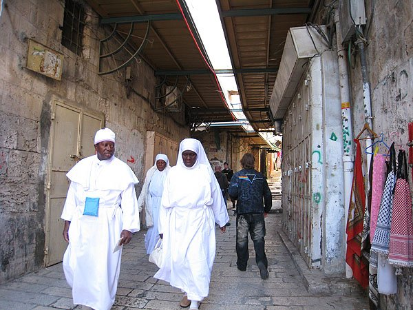 2007-12-21 Jerusalem Israel Via Dolorosa 010