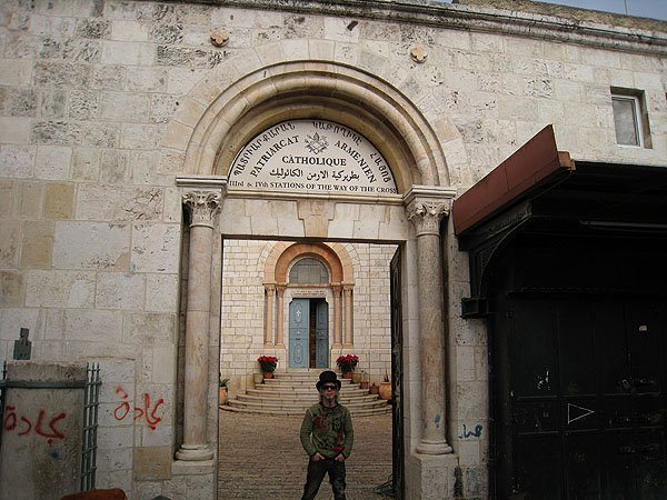 2007-12-21 Jerusalem Israel Via Dolorosa 013