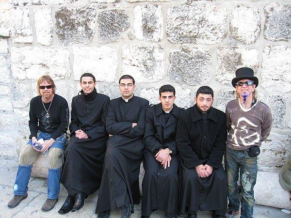 2007-12-24 Bethlehem Palestine Church of The Nativity 002