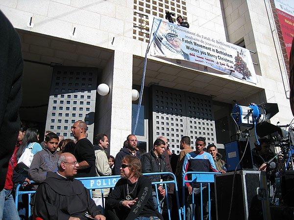 2007-12-24 Bethlehem Palestine Manger Square 014