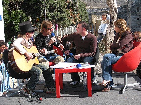 2007-12-24 Bethlehem Palestine Manger Square 037