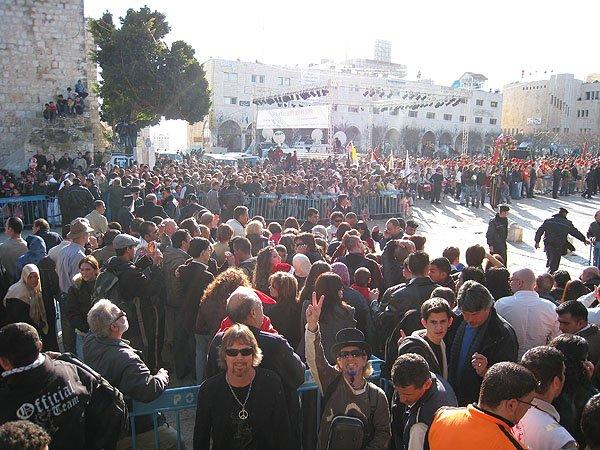 2007-12-24 Bethlehem Palestine Manger Square 045
