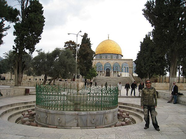2007-12-25 Jerusalem Israel Dome of The Rock 004