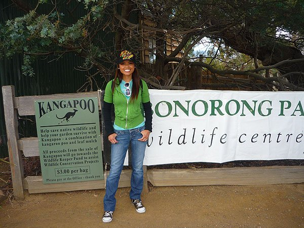 2009-02-18 Hobart Australia Bonorong Animal Park 011