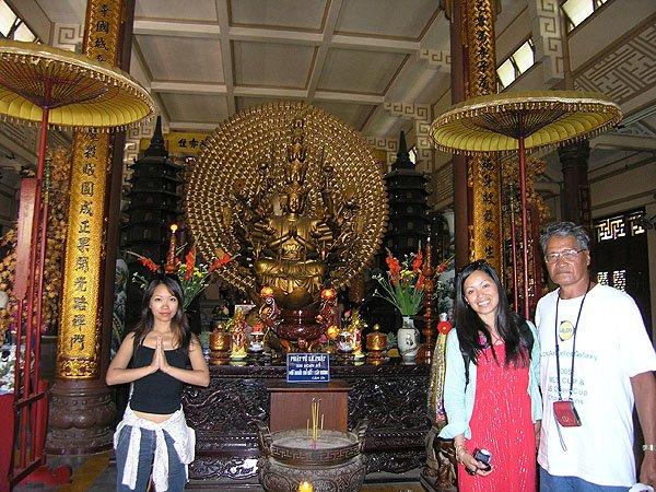 2009-03-19 Nha Trang Vietnam Long Son Pagoda 006