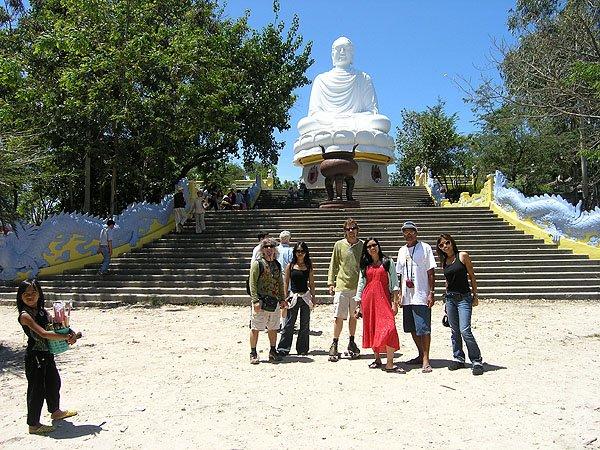 2009-03-19 Nha Trang Vietnam Long Son Pagoda 012