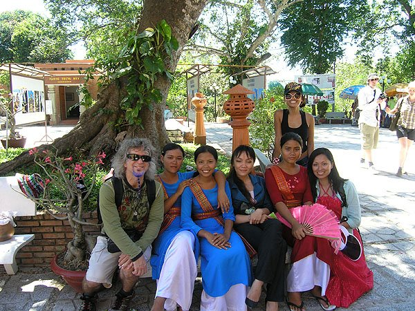 2009-03-19 Nha Trang Vietnam Po Nagar Tower 009