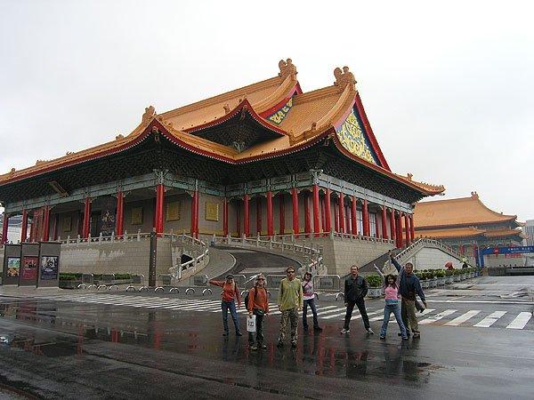 2009-03-24 Taipei Taiwan Chiang Kaishek Memorial Hall 000