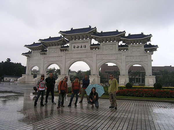 2009-03-24 Taipei Taiwan Chiang Kaishek Memorial Hall 003