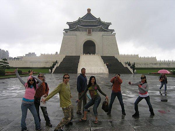 2009-03-24 Taipei Taiwan Chiang Kaishek Memorial Hall 004