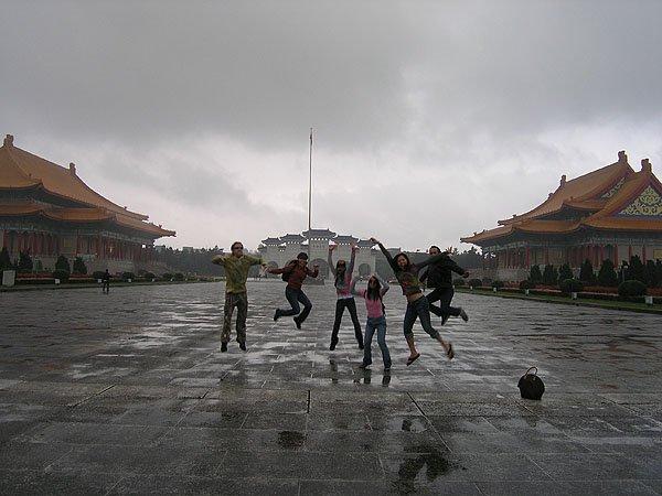 2009-03-24 Taipei Taiwan Chiang Kaishek Memorial Hall 005