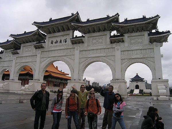 2009-03-24 Taipei Taiwan Chiang Kaishek Memorial Hall 007