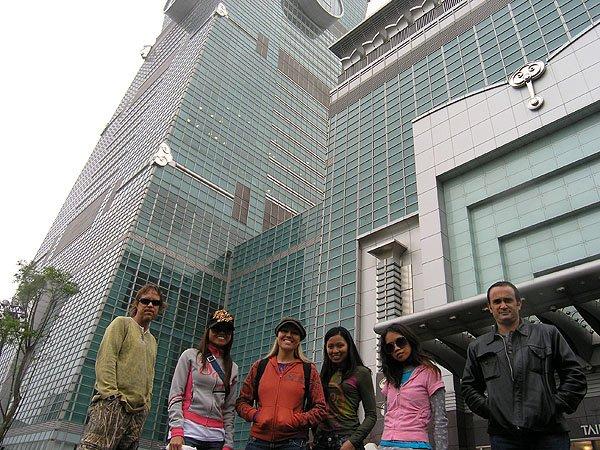 2009-03-24 Taipei Taiwan Taipei 101 001