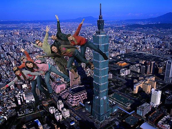 2009-03-24 Taipei Taiwan Taipei 101