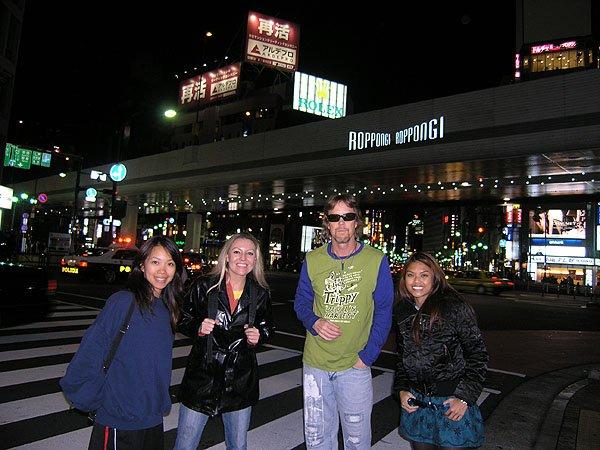 2009-04-04 Tokyo Japan Roppongi District 000