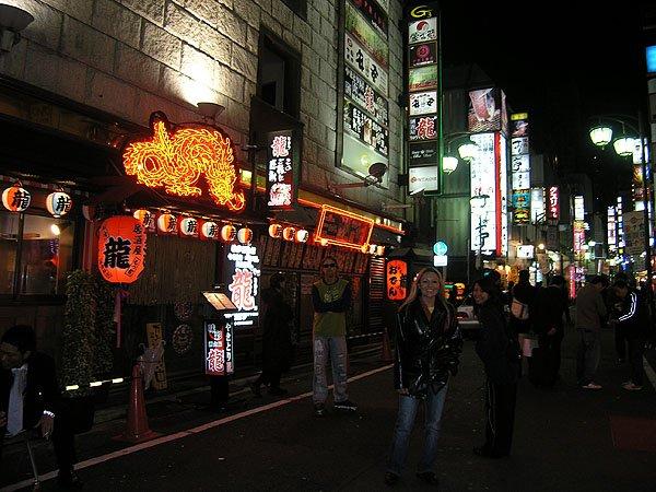 2009-04-04 Tokyo Japan Shinjuku District 011