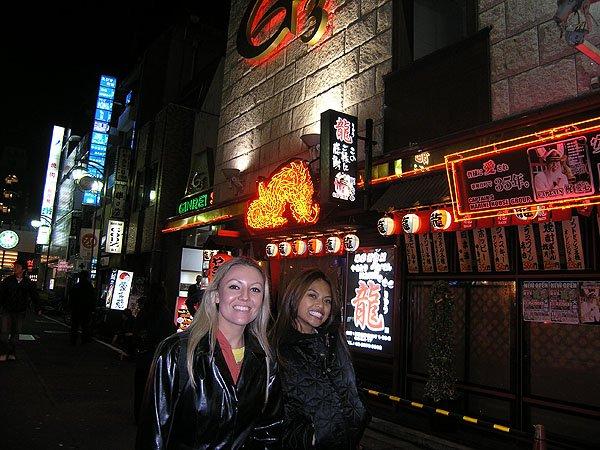 2009-04-04 Tokyo Japan Shinjuku District 012