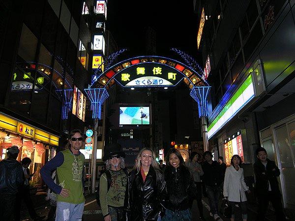 2009-04-04 Tokyo Japan Shinjuku District 013