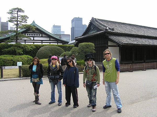 2009-04-05 Tokyo Japan Imperial Palace 011