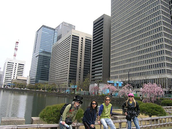 2009-04-05 Tokyo Japan Imperial Palace 015