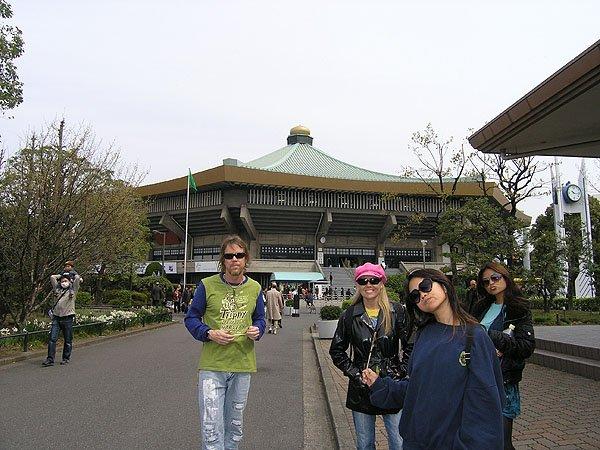 2009-04-05 Tokyo Japan Kitanomaru Park 003