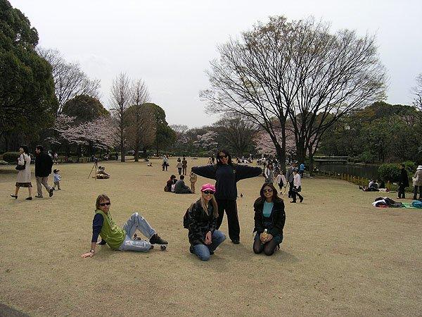 2009-04-05 Tokyo Japan Kitanomaru Park 004
