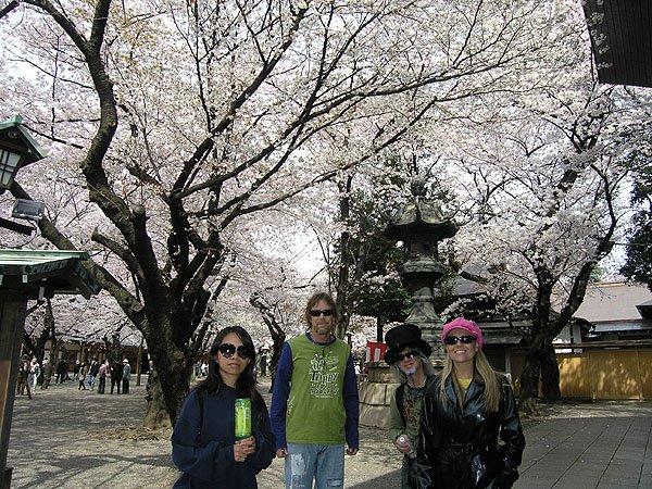 2009-04-05 Tokyo Japan Yasukuni Jinja Precincts 011