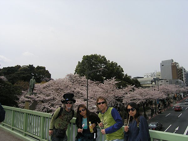 2009-04-05 Tokyo Japan Yasukuni Jinja Precincts 023