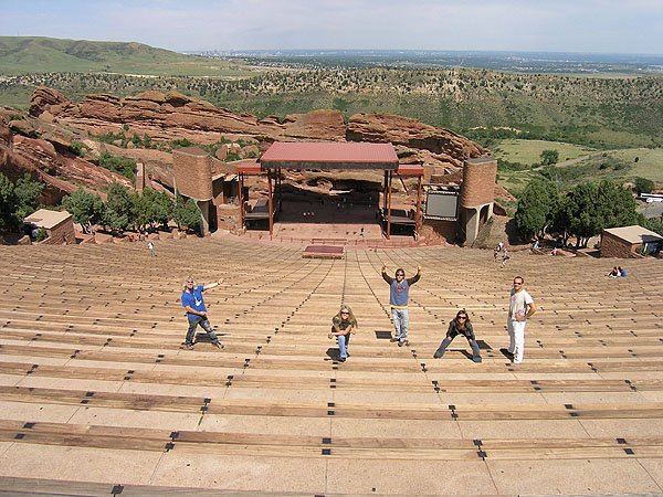 2009-07-19 Morrison CO Red Rocks Ampitheater 001