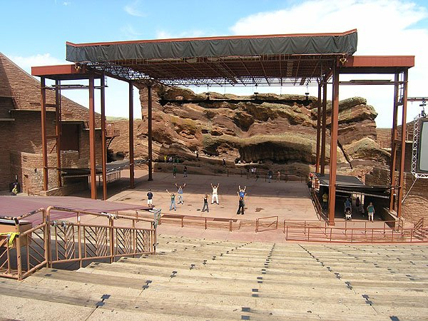 2009-07-19 Morrison CO Red Rocks Ampitheater 010